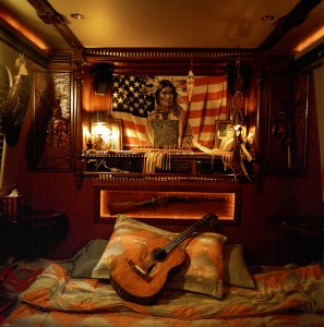 From the Archive: Willie Nelson shot by Danny Clinch - Photographer/filmmaker Danny Clinch has been blessed with many opportunities to work with the great singer/songwriter Willie Nelson. This selection of…