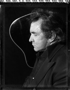 From the Archive: Johnny Cash shot by Danny Clinch - In April 1994, 62 year old Johnny Cash's career was about to be resurrected. The last comeback of his journeyed…