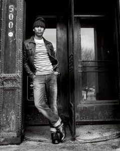 Last Night in Detroit with Danny Clinch: a shoot for Esquire Magazine - The May issue of Esquire features a fashion story with Dierks Bentley, Dhani Harrison, Raphael Saadiq, Ben Blackwell and Brendan…