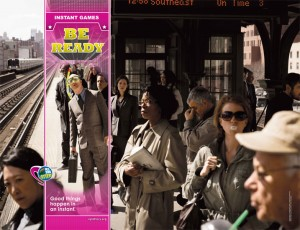 New York Lottery campaign shot by Peter Funch - Peter Funch worked with the team at DDB Needham to shoot the new campaign for NY State Lottery, a…