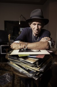 Keith Richards shot by Danny Clinch - Q Magazine turned to Danny Clinch to shoot the great Keith Richards in NYC for their July issue, available…