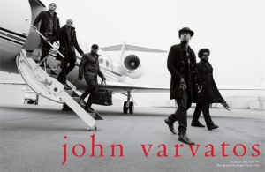 The Roots for John Varvatos shot by Danny Clinch - Danny Clinch collaborated again with the team at Yard, this time to shoot…