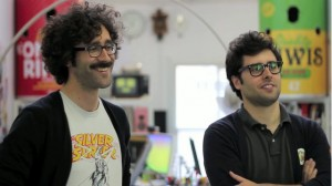 FFF Interview – Brosmind - FFF Interview – Brosmind from FormFiftyFive on Vimeo. Form Fifty Five visited the Mingarro brothers (also known…