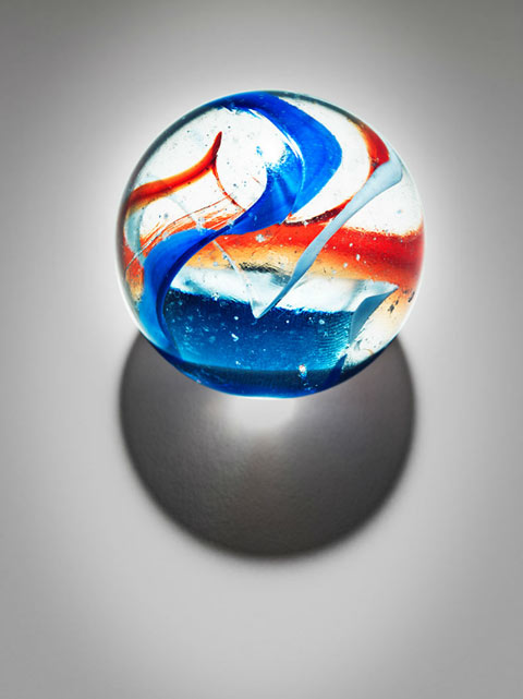 Macro Marbles by James Day - This personal project shot by James Day was posted on Feature Shoot recently. A little colorful inspiration for…