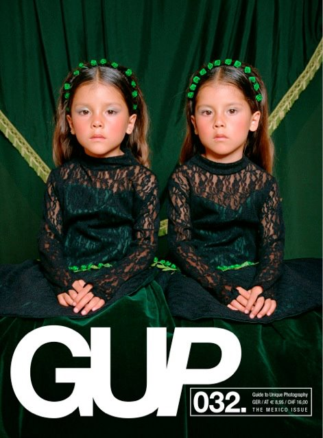 GUP cover by Joaquin Trujillo - The cover of this month's issue of GUP (Guide to Unique Photography) features an image from the Los Ninos…