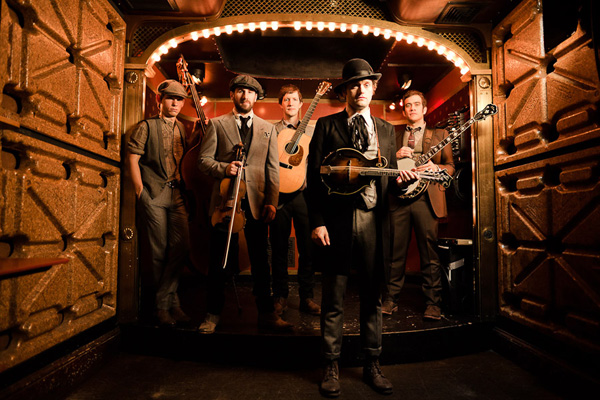 Punch Brothers shot by Danny Clinch - Danny Clinch photographed the Punch Brothers in Brooklyn, NY for the March issue of Vanity Fair as well…