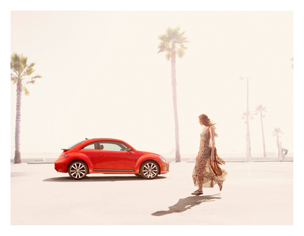 VW Brochure by Nick Meek - Photographer Nick Meek worked in the LA area for 2 days with AD Lisa Kirchner at DDB Berlin the team from…
