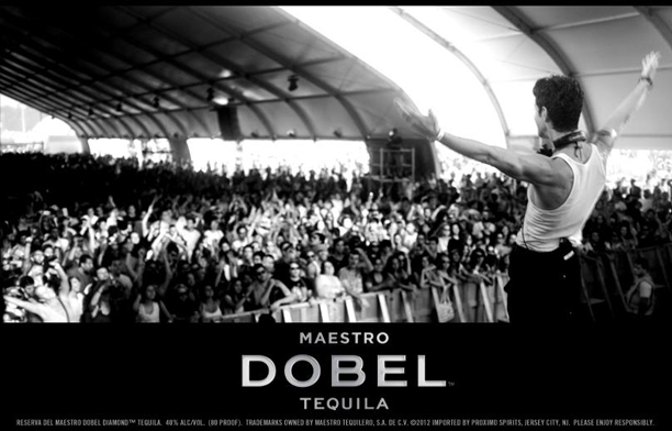 Danny Clinch: Dobel Tequila - In June Dobel Tequila will kick off a multi-million dollar television, print and digital advertising campaign featuring photographs and video…