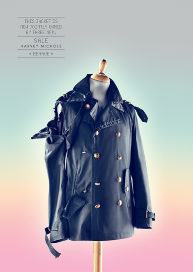 James Day: Silver Lion - The campaign for Harvey Nichols S/S 2011 Sale shot by James Day won a silver lion last week in…