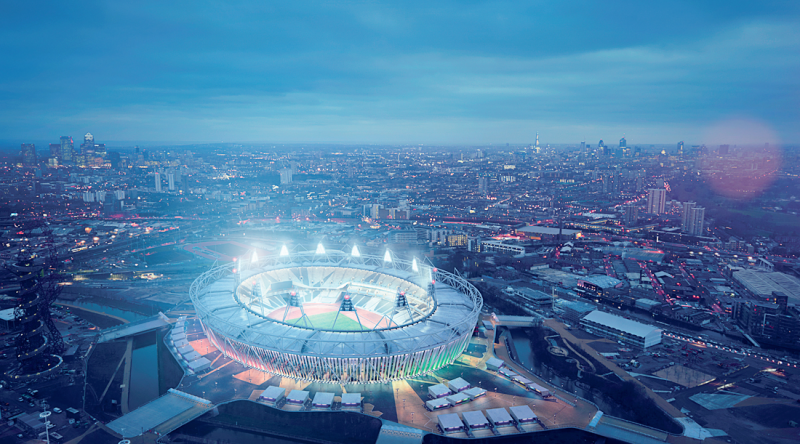 Nick Meek: EDF Olympic Campaign - To coincide with the start of the Olympics in London AMV BBDO asked photographer Nick Meekto shoot this campaign…