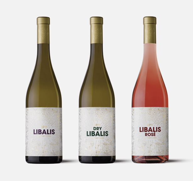 Brosmind: Libalis Wine - The 2011 Libalis wine collection from Vintae has been launched with label by illustration duo Juan and Alejandro Mingarro…