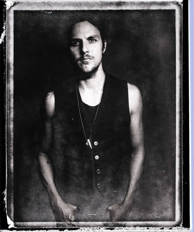 Danny Clinch: Charlie Mars - Danny Clinch  recently shot this timeless polaroid of Charlie Mars for his new album, Blackberry Light. A stunning addition to the…