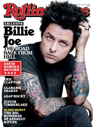 Danny Clinch: Rolling Stone - Danny Clinch photographed Green Day's Billie Joe Armstrong for his exclusive interview in the current issue of…