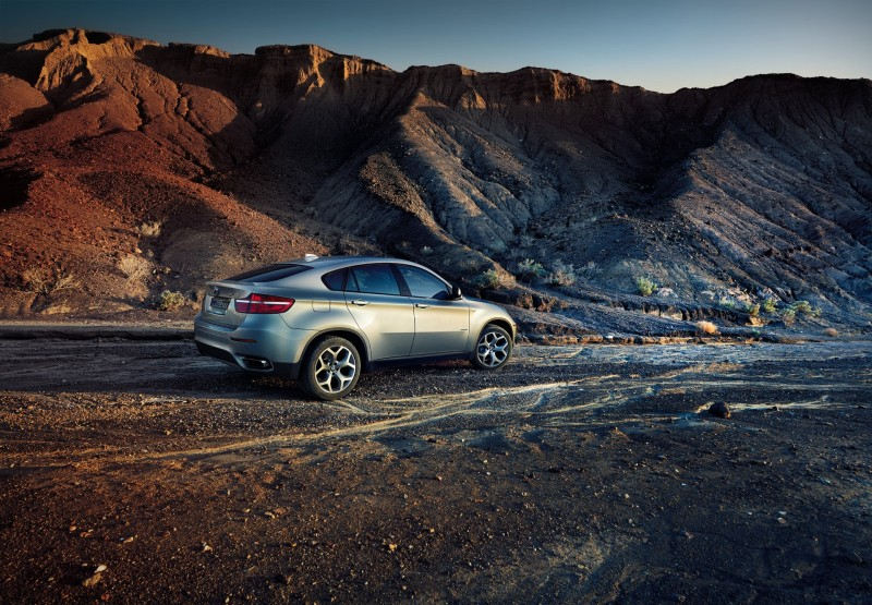 Markus Wendler: BMW x6 - Against the gritty and rugged terrain of the great American West, Markus Wendler shot the smooth and sexy…
