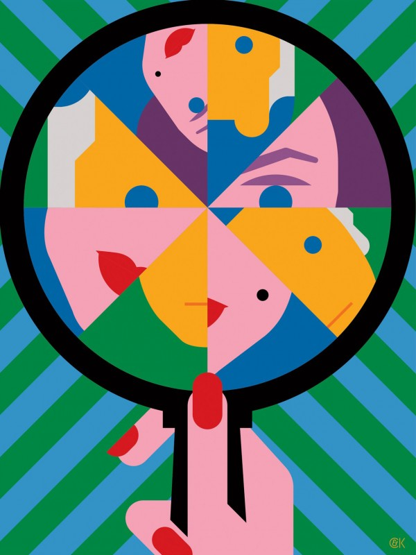 Craig & Karl: Vogue UK - For their monthly contribution to Vogue.co.uk's Culture Edit blog, Craig & Karl were asked to depict…