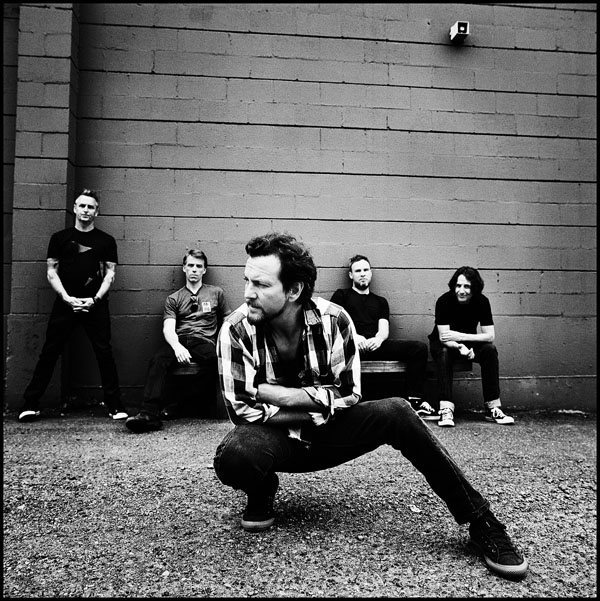 Danny Clinch: Pearl Jam - For their 10th studio album titled Lightning Bolt, Danny Clinch shot Pearl Jam and directed the music video for…