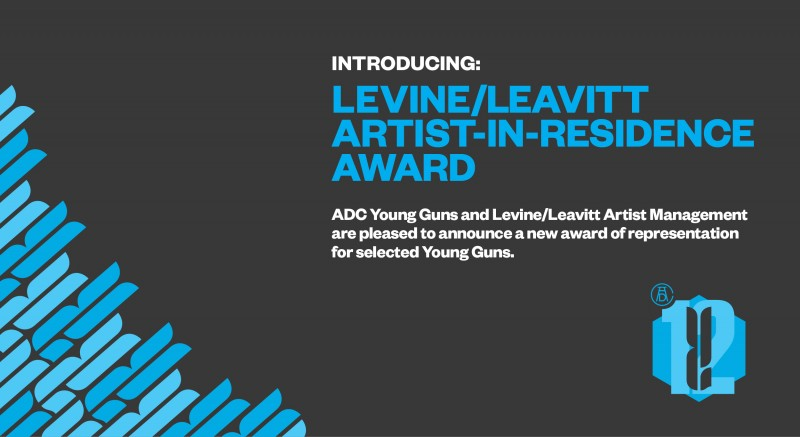 L/L: ADC Young Guns 12 Artist-in-Residence - We're proud to announce the launch of our new Artist-in-Residence program in association with ADC Young Guns 12! With the…
