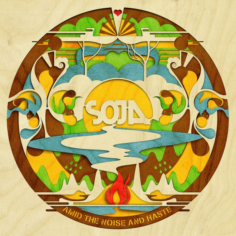 Steve Wilson: Soja - Steve Wilson , much like the reggae musicians behind Soja, is an artist consisting of multiple facets.