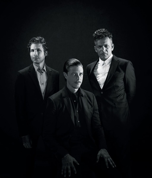 James Day: Interpol - PhotographerJames Dayrecently captured the dapper essence of the re-assembled rockers of Interpol as they prepare for their…