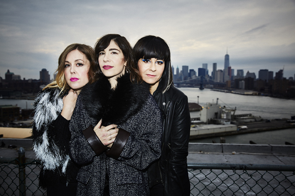 Danny Clinch: Sleater-Kinney - For Rolling Stone's latest issue, music lover and photographer Danny Clinch shot the reunion of riot grrrl/punk legends Sleater-Kinney.