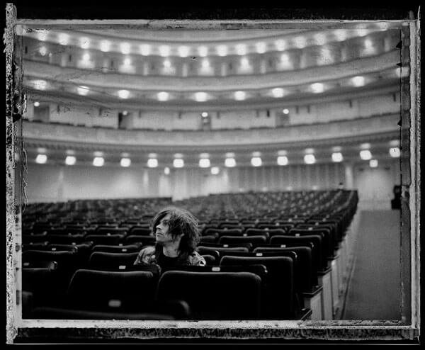 Danny Clinch: Ryan Adams - Photographer Danny Clinch and prolific singer-songwriter Ryan Adams have a few things in common: they both thrive on…