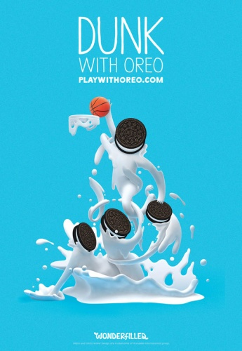 Play With Oreo - Oreo is inviting their fans to reconsider what it means to play with their food. They invited ten unique artists…