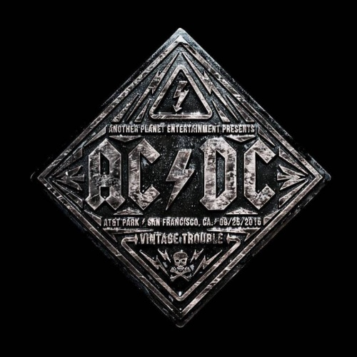 Alex Trochut:AC/DC - Alex Trochut was commissionedto create a poster for the AC/DC show at AT&T Park in San Francisco. Alex created the…