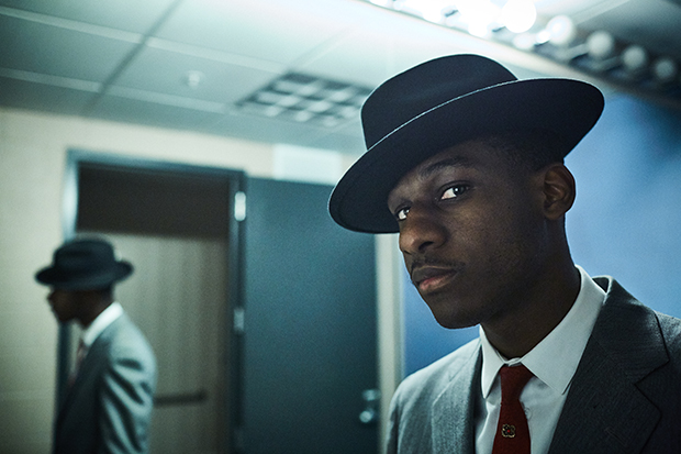 Danny Clinch : Squarespace : Leon Bridges - Photographer/Filmmaker Danny Clinch collaborated with the team at Preacher to create the latest campaign for Squarespace, featuring singer/songwriter Leon…
