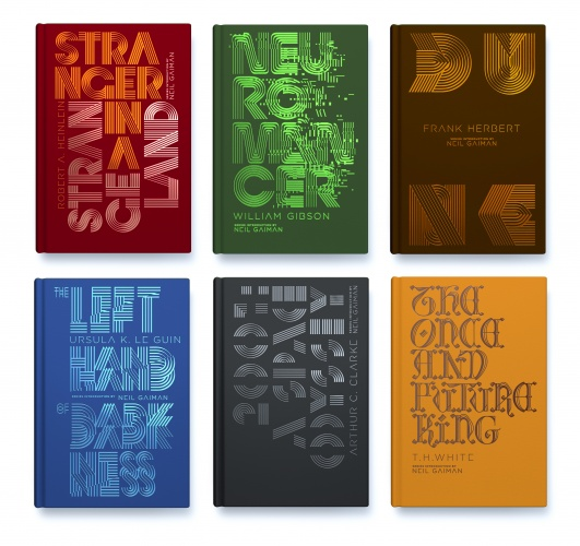 Alex Trochut: Penguin Books - You can't judge a book by looking at the cover. The age old proverb is easier said than…