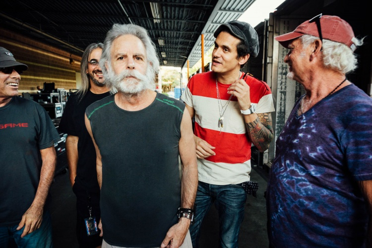 Josh Goleman : Dead & Company - Photographer Josh Goleman traveled to Charlotte to photograph the kick offof Dead & Company's seven-week summer tour for Rolling Stone…