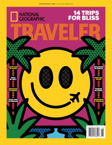 Craig & Karl: National Geographic Traveler - National Geographic Traveler Magazineis known for their in depth travel coverage, photography and storytelling.For their first ever illustrated cover,…