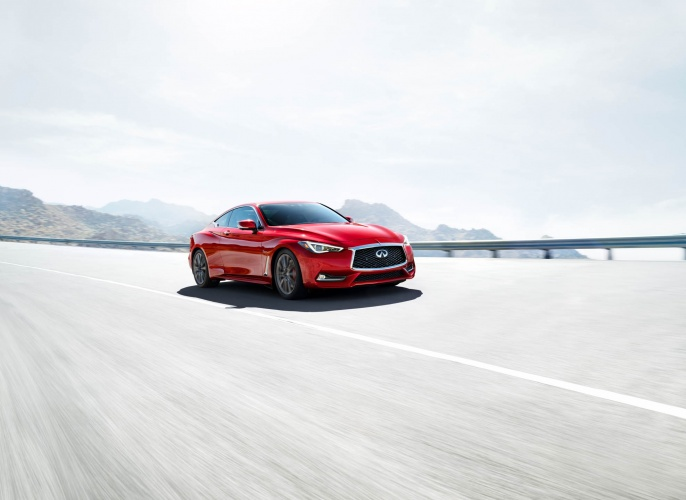 Nick Meek : Infiniti Q60 - Photographer Nick Meek worked with the creative team at Crispin Porter Bogusky on the 2016 Infiniti Q60 ad campaign.  Shot in…