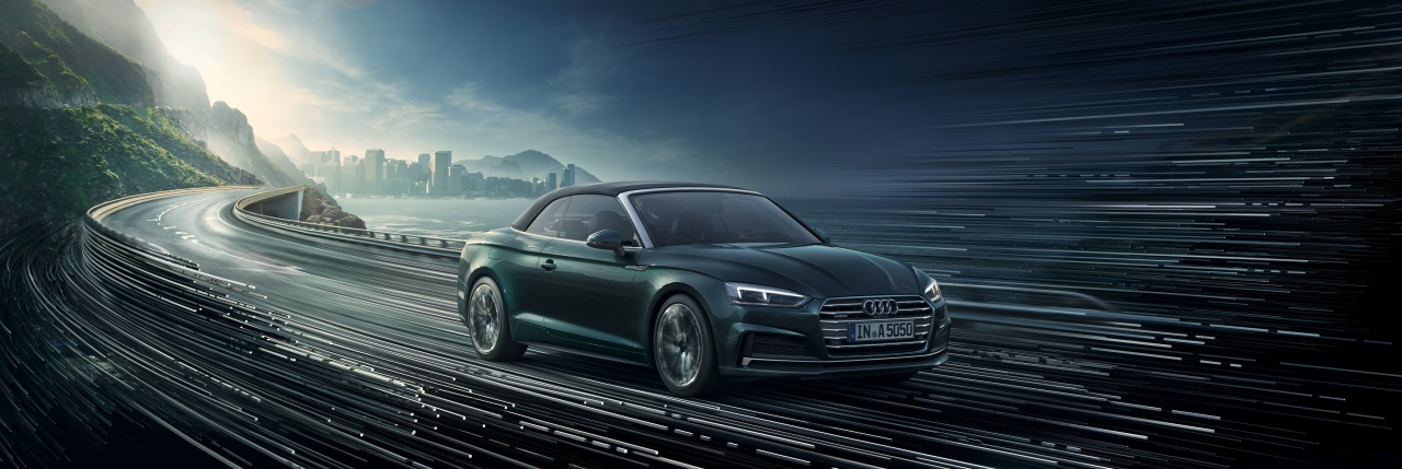 Markus Wendler : Audi -  The new Audi A5 Cabriolet, staged and shot in South Africa by automotive specialist Markus Wendler. This is a…