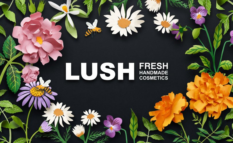 Owen Gildersleeve : Lush - A collaboration with Lush for their Self Preserving campaign, which promotes the use of natural ingredients to help preserve products. For…