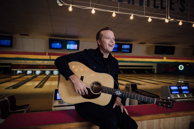 Josh Goleman : Jason Isbell - Photographer/filmmaker Josh Goleman was approached by Men's Journal to shoot country musician Jason Isbell in his hometown of Nashville, TN.