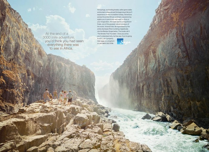 Nick Meek : Saga Holidays - Photographer Nick Meek was given the dream assignment to travel to exotic and enticing locations, including South Africa and Croatia,…