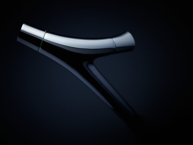 Markus Wendler : Hansgrohe Axor by Philippe Starck - Photographer Markus Wendler was commissioned by Hansgrohe to shoot the new Axor series, designed by Philippe Starck. This timeless bathroom…