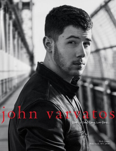 Danny Clinch : John Varvatos X Nick Jonas - Photographer/filmmaker Danny Clinch collaborated with the team from Yard once again, this time for the John Varvatos Spring /…