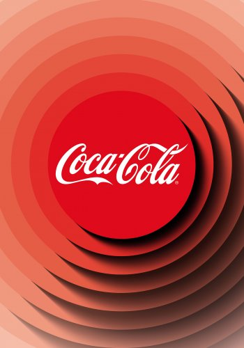 Steve Wilson : Coke Studio - Steven Wilson created these Coca Cola logos for a visual identity system for Coke Studio, the live music platform out of…