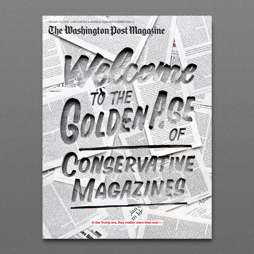 Owen Gildersleeve : Washington Post - Cover and Opener artwork for The Washington Post Magazine created by artist Owen Gildersleeve. The art accompaniesthe feature article about…
