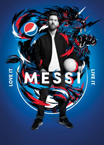 Danny Clinch : Pepsi - Photographer Danny Clinch worked with the creative team at Pepsi on their latestglobal campaign, Love It. Live It. Football.,featuring some…