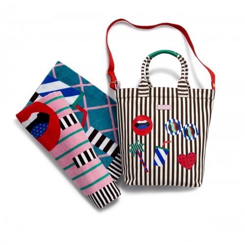 Craig & Karl : Henri Bendel - Design duo Craig & Karl were commissioned by Henri Bendel to create their summer season capsule collection of accessories, launching…