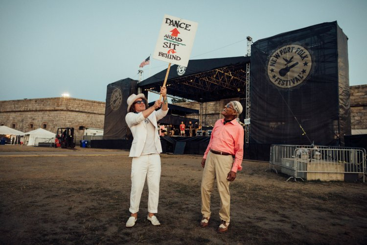 Josh Goleman: Newport Folk Festival - Photographer Josh Goleman was invited to document this years annual Newport Folk Festival in Newport, Rhode Island. He spent the…