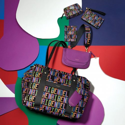 Steve Wilson : Henri Bendel Capsule Collection - Illustrator Steve Wilson and American department store Henri Bendel have teamed up to design a limited-edition accessories collection. The exclusive collaboration…