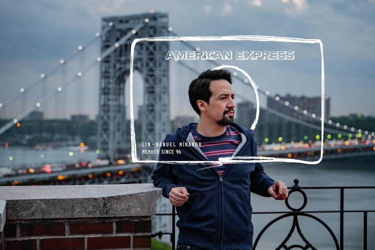 Danny Clinch: Lin Manuel Miranda for American Express - Photographer Danny Clinch recently had the opportunity to shoot Puerto Rican rapper, actor, composer, and writer Lin Manuel…