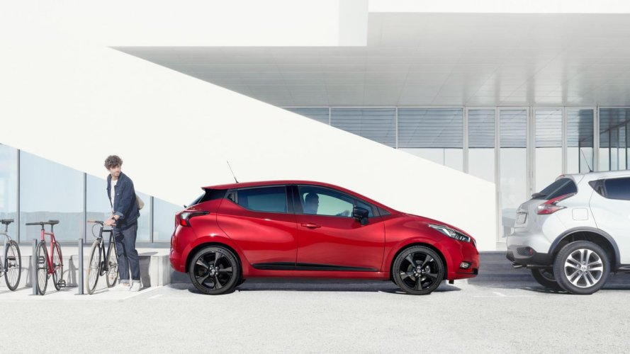 Nick Meek: Nissan Micra - Photographer Nick Meek was approached by TBWA France to shoot the Nissan Micra automobile. Art Directors…