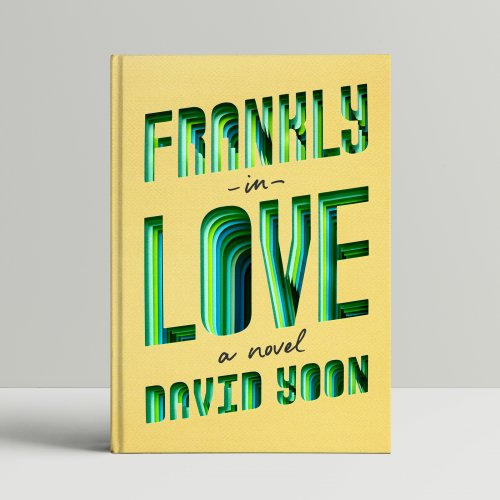 Owen Gildersleeve: Frankly In Love - Paper craft illustrator Owen Gildersleeve was asked by Penguin Random House to create the cover artwork for 'Frankly in Love'…
