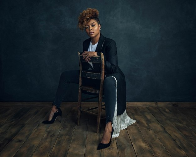 """Sophy Holland: Taraji P. Henson for People Magazine - Photographer Sophy Holland was commissioned by People Magazine yet again for this week's issue that spotlights """"Women Changing the World""""."""