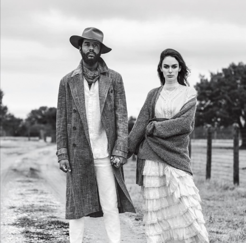 Danny Clinch: John Varvatos X Gary Clark Jr - Photographer Danny Clinch collaborated with the team from John Varvatos once again, this time for their Spring 2019 Indivisible…