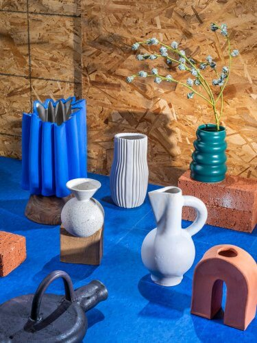 Kelsey McClellan: Afar Magazine, Pottery - Photographer Kelsey McClellan, the L/L 2018 Artist-In-Residence winner, recently shot a collection of beautiful American-made ceramic vases for the latest…